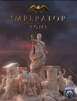Capa de Imperator: Rome