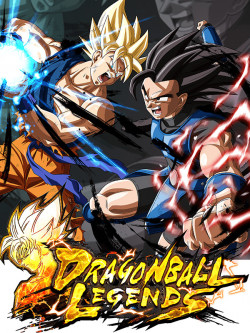 Capa de Dragon Ball Legends