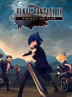 Capa de Final Fantasy XV Pocket Edition