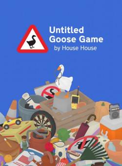 Capa de Untitled Goose Game