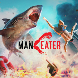 Capa de Maneater