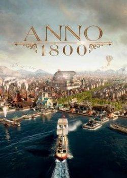 Capa de Anno 1800