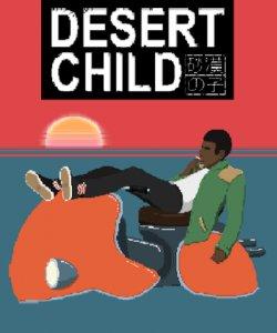 Capa de Desert Child