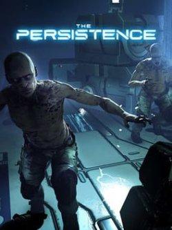 Capa de The Persistence