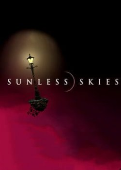 Capa de Sunless Skies