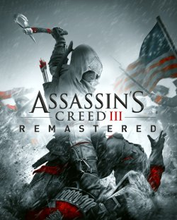 Capa de Assassin's Creed III Remastered