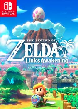 Capa de The Legend of Zelda: Link's Awakening