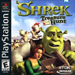Capa de Shrek: Treasure Hunt