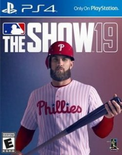 Capa de MLB The Show 19