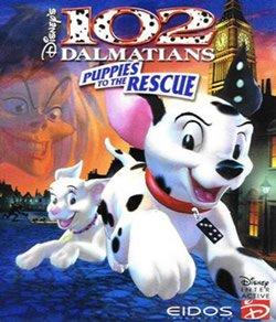 Capa de 102 Dalmatians: Puppies to the Rescue
