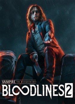 Capa de Vampire: The Masquerade - Bloodlines 2