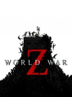 Capa de World War Z