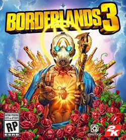 Capa de Borderlands 3