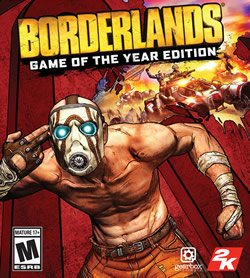 Capa de Borderlands: Game of the Year Edition (2019)