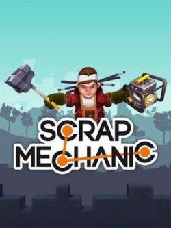 Capa de Scrap Mechanic