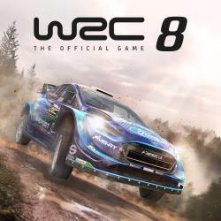 Capa de WRC 8