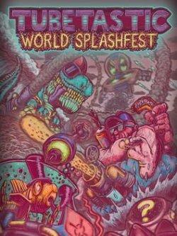 Capa de Tubetastic World Splashfest