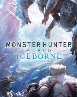 Capa de Monster Hunter: World - Iceborne