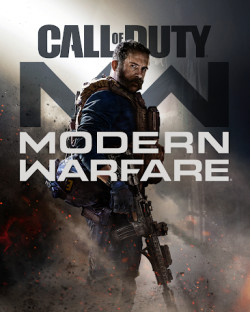 Capa de Call Of Duty: Modern Warfare