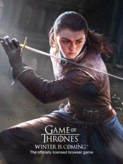 Capa de Game of Thrones: Winter is Coming
