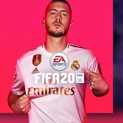 Capa de FIFA 20