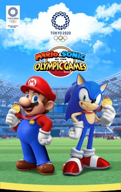 Capa de Mario & Sonic at the Olympic Games Tokyo 2020