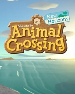 Capa de Animal Crossing: New Horizons
