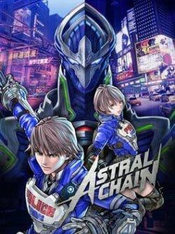 Capa de Astral Chain