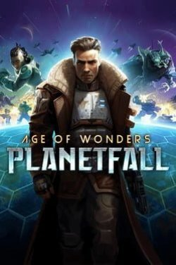 Capa de Age of Wonders: Planetfall
