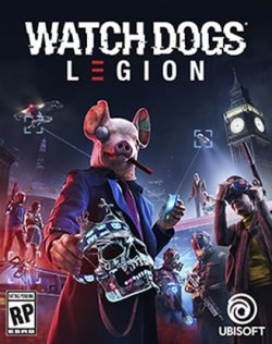 Capa de Watch Dogs: Legion