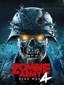 Capa de Zombie Army 4: Dead War
