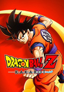 Capa de Dragon Ball Z: Kakarot