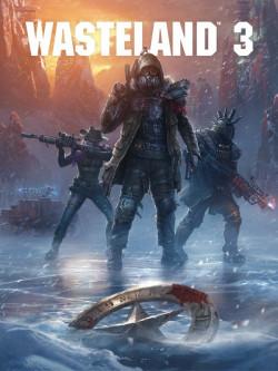 Capa de Wasteland 3