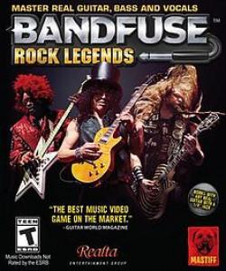 Capa de BandFuse: Rock Legends