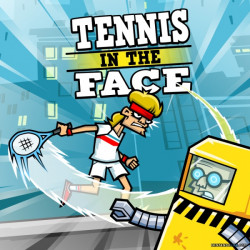 Capa de Tennis In The Face