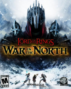 Capa de The Lord Of The Rings: War In The North