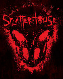 Capa de Splatterhouse