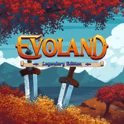 Capa de Evoland Legendary Edition