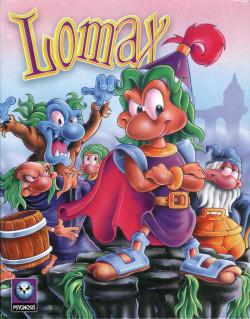 Capa de The Adventures Of Lomax