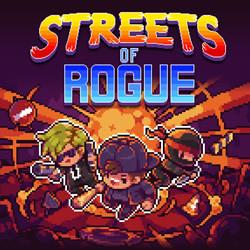 Capa de Streets of Rogue