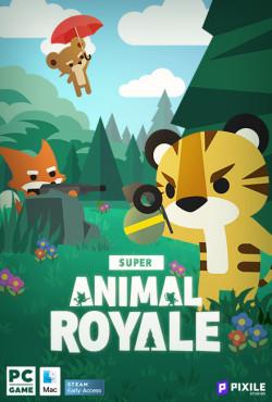 Capa de Super Animal Royale