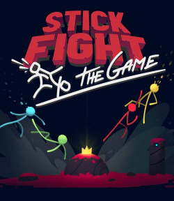 Capa de Stick Fight: The Game