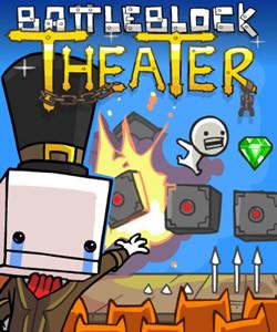 Capa de BattleBlock Theater
