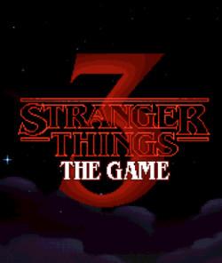 Capa de Stranger Things 3: The Game