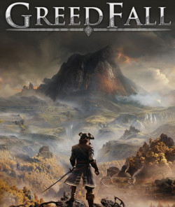 Capa de GreedFall