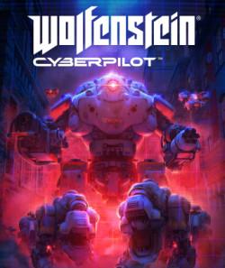 Capa de Wolfenstein: Cyberpilot