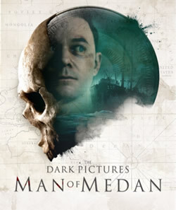 Capa de The Dark Pictures: Man of Medan
