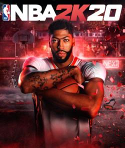 Capa de NBA 2K20