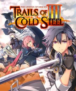 Capa de The Legend of Heroes: Trails of Cold Steel III