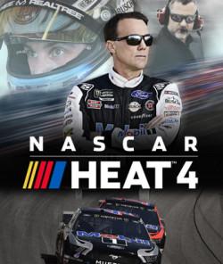 Capa de NASCAR Heat 4